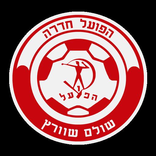 Hapoel Hadera Logo 512x512