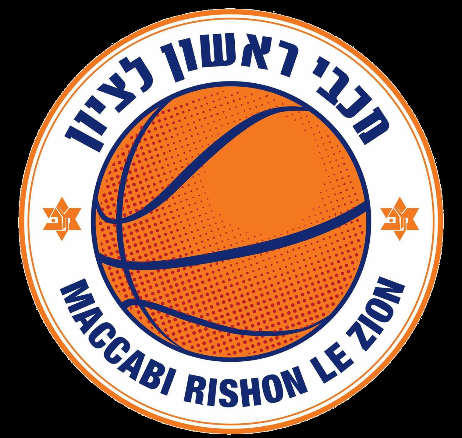 Maccabi_Rishon_Basketball_2017_Logo